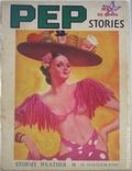 Pep Stories (1932-1938 King Publishing) Pulp 2nd Series Vol. 5 #5