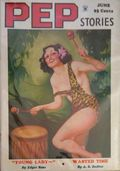 Pep Stories (1932-1938 King Publishing) Pulp 2nd Series Vol. 5 #6