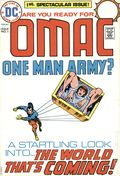 Omac (1974 1st Series) National Book store Variants 1