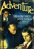 Adventure (1910-1971 Ridgway/Butterick/Popular) Pulp Nov 1910