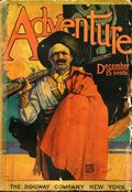 Adventure (1910-1971 Ridgway/Butterick/Popular) Pulp Dec 1910