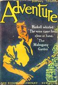 Adventure (1910-1971 Ridgway/Butterick/Popular) Pulp Vol. 1 #4