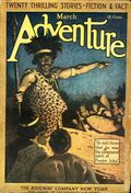 Adventure (1910-1971 Ridgway/Butterick/Popular) Pulp Vol. 1 #5