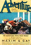 Adventure (1910-1971 Ridgway/Butterick/Popular) Pulp Apr 1911