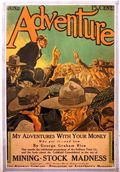 Adventure (1910-1971 Ridgway/Butterick/Popular) Pulp Vol. 2 #2