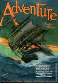 Adventure (1910-1971 Ridgway/Butterick/Popular) Pulp Aug 1911