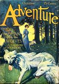 Adventure (1910-1971 Ridgway/Butterick/Popular) Pulp Vol. 2 #6