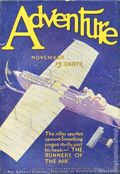 Adventure (1910-1971 Ridgway/Butterick/Popular) Pulp Nov 1911