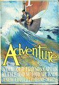 Adventure (1910-1971 Ridgway/Butterick/Popular) Pulp Vol. 3 #2