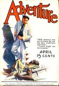 Adventure (1910-1971 Ridgway/Butterick/Popular) Pulp Vol. 3 #6