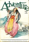 Adventure (1910-1971 Ridgway/Butterick/Popular) Pulp Vol. 4 #1