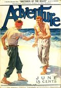 Adventure (1910-1971 Ridgway/Butterick/Popular) Pulp Vol. 4 #2