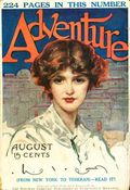 Adventure (1910-1971 Ridgway/Butterick/Popular) Pulp Aug 1912