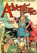 Adventure (1910-1971 Ridgway/Butterick/Popular) Pulp Vol. 5 #1