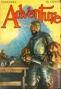 Adventure (1910-1971 Ridgway/Butterick/Popular) Pulp Feb 1913