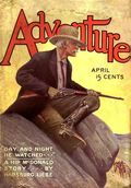 Adventure (1910-1971 Ridgway/Butterick/Popular) Pulp Vol. 5 #6