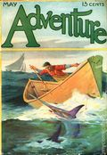 Adventure (1910-1971 Ridgway/Butterick/Popular) Pulp Vol. 6 #1