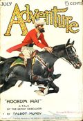 Adventure (1910-1971 Ridgway/Butterick/Popular) Pulp Jul 1913