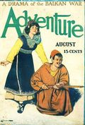 Adventure (1910-1971 Ridgway/Butterick/Popular) Pulp Aug 1913