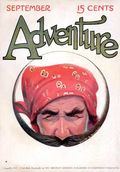 Adventure (1910-1971 Ridgway/Butterick/Popular) Pulp Vol. 6 #5
