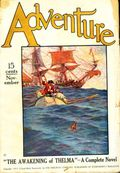 Adventure (1910-1971 Ridgway/Butterick/Popular) Pulp Vol. 7 #1