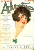 Adventure (1910-1971 Ridgway/Butterick/Popular) Pulp Feb 1914