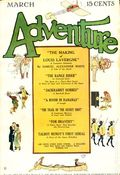 Adventure (1910-1971 Ridgway/Butterick/Popular) Pulp Vol. 7 #5