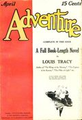 Adventure (1910-1971 Ridgway/Butterick/Popular) Pulp Vol. 7 #6