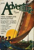 Adventure (1910-1971 Ridgway/Butterick/Popular) Pulp Vol. 8 #2