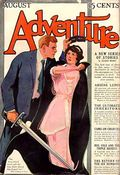 Adventure (1910-1971 Ridgway/Butterick/Popular) Pulp Vol. 8 #4