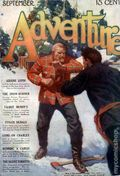 Adventure (1910-1971 Ridgway/Butterick/Popular) Pulp Sep 1914