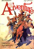Adventure (1910-1971 Ridgway/Butterick/Popular) Pulp Vol. 9 #1