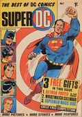 Super DC (1969 Top Sellers) UK Comic 1UK