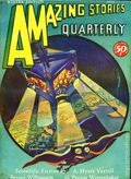 Amazing Stories Quarterly (1928-1934 Experimenter/Teck) 1st Series Vol. 4 #1