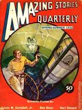 Amazing Stories Quarterly (1928-1934 Experimenter/Teck) Pulp 1st Series Vol. 5 #2