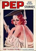 Pep Stories (1926-1932 King Publishing) Pulp 1st Series Vol. 8 #6