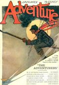 Adventure (1910-1971 Ridgway/Butterick/Popular) Pulp Jan 1915