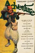 Adventure (1910-1971 Ridgway/Butterick/Popular) Pulp Feb 1915