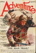 Adventure (1910-1971 Ridgway/Butterick/Popular) Pulp Apr 1915