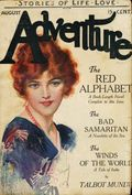 Adventure (1910-1971 Ridgway/Butterick/Popular) Pulp Aug 1915