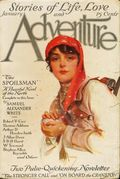 Adventure (1910-1971 Ridgway/Butterick/Popular) Pulp Vol. 11 #3