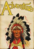 Adventure (1910-1971 Ridgway/Butterick/Popular) Pulp Apr 1917