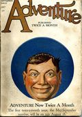 Adventure (1910-1971 Ridgway/Butterick/Popular) Pulp Sep 3 1917