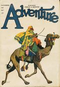 Adventure (1910-1971 Ridgway/Butterick/Popular) Pulp Nov 3 1917