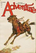 Adventure (1910-1971 Ridgway/Butterick/Popular) Pulp Dec 18 1917