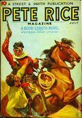 Pete Rice Magazine (1933-1936 Street & Smith) Pulp Jul 1935