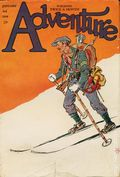 Adventure (1910-1971 Ridgway/Butterick/Popular) Pulp Jan 3 1918