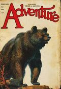 Adventure (1910-1971 Ridgway/Butterick/Popular) Pulp Feb 3 1918