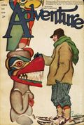 Adventure (1910-1971 Ridgway/Butterick/Popular) Pulp Vol. 17 #1