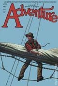 Adventure (1910-1971 Ridgway/Butterick/Popular) Pulp Vol. 17 #2